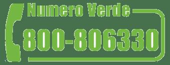 numero verde 800806330